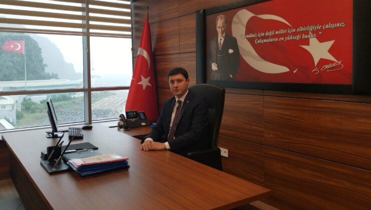 Kaymakam Mehmet Faruk Saygın hakkında valilikten açıklama