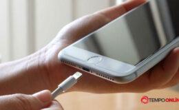 Apple'a şarj cihazı şoku
