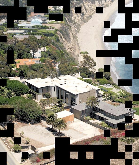 Kral Abdullah ABD'nin California eyaletindeki Malibu'da üç malikane için 50 milyon sterlin harcadı